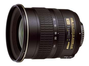 AF-S DX Zoom-Nikkor 12–24 mm 1:4G IF-ED